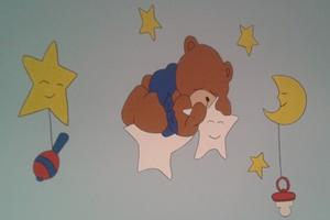 Particulares 7 Alta decoracion Papel vinilo dibujo molla pintors